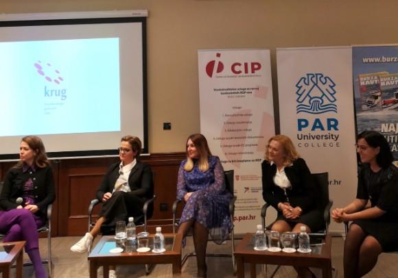 """Crocon na konferenciji """"Žene u luci različitosti 2020"""""""