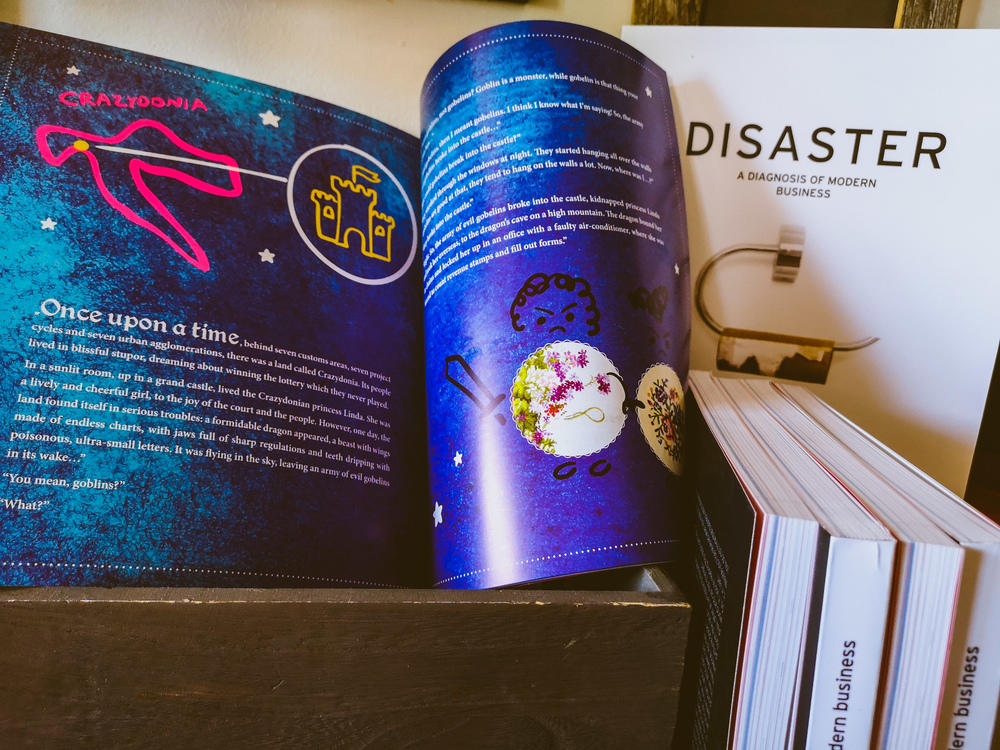 DISASTER - A Diagnosis of Modern Business (Crocon & Friends)